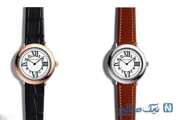 ساعت با برند معروف