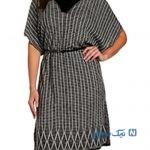با این مدل لباس پوشیدن بزرگی شکم و پهلو های خود را پنهان کنید +تصاویر