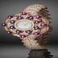برند مشهور Bulgari ، کلکسیونی از زیباترین ساعتهای لوکس زنانه خود را ارائه کرد