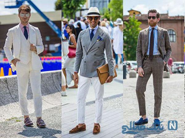 کفش های تابستان مردانه
