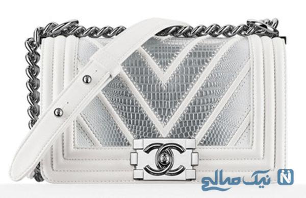 جدیدترین و شیک ترین مدل کیف های دخترانه برند شنل+تصاویر