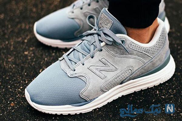 جدیدترین کفش های کتانی که شما را شیک و خوش استایل میکند