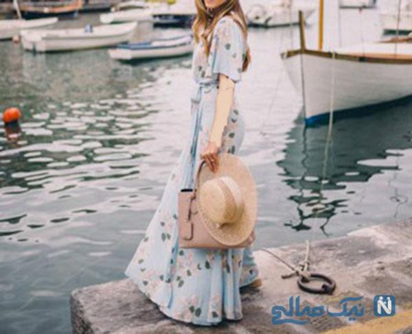 مدل لباس های تابستانه زنانه