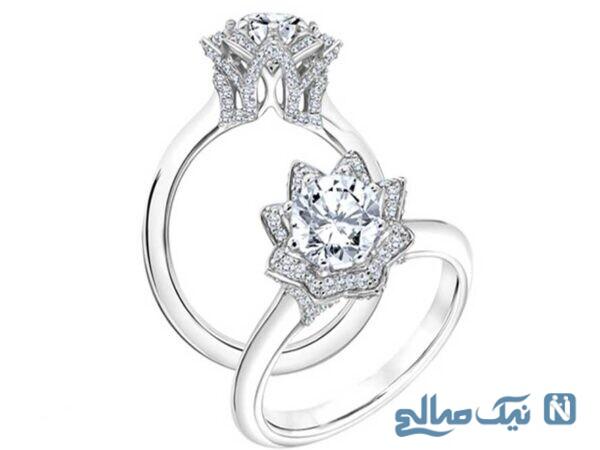 جواهرات عروس طراح معروف