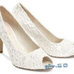 زیباترین مدل های کفش های عروس/ ستاره شوید