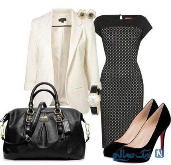مدل ست لباس مجلسی