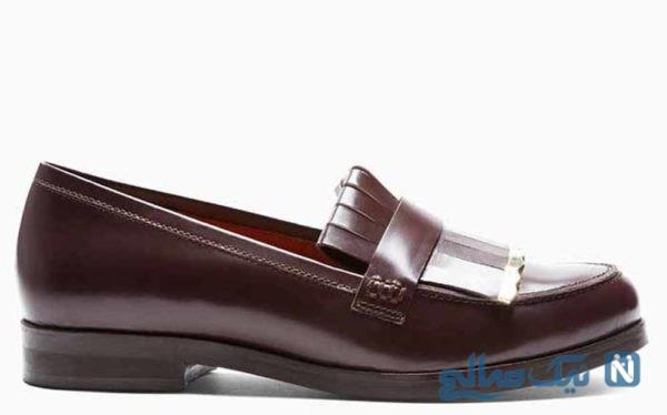 جدیدترین کفش های کالج زنانه