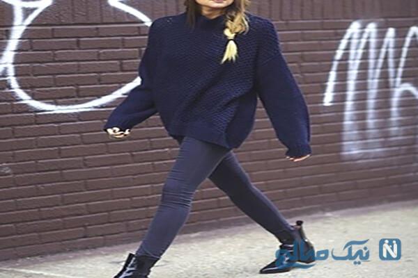 طراح مد و فشن قوانین پوشیدن لگ و ساپورت ها را آموزش می دهد