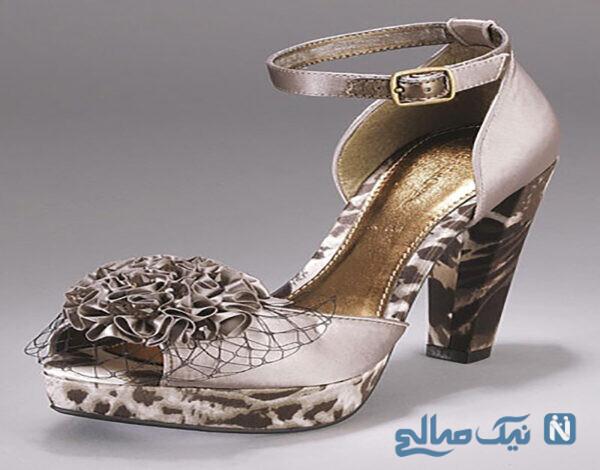کفش مجلسی بندی