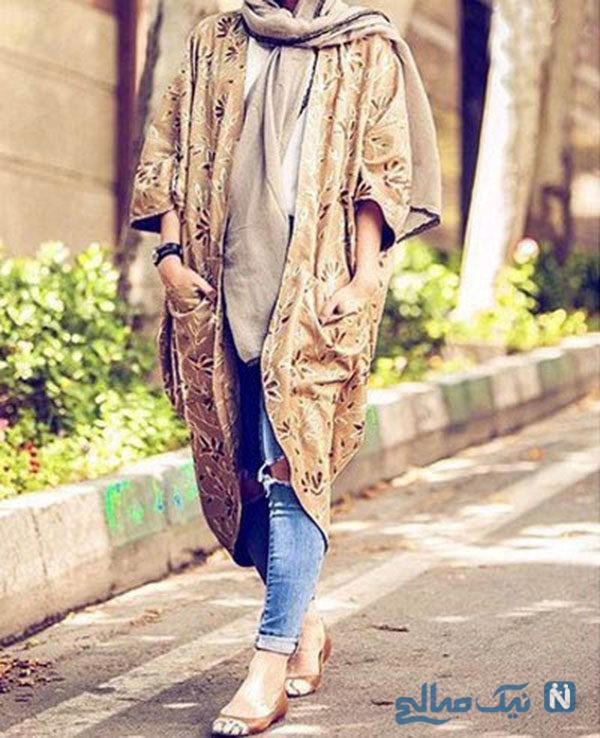 مدل مانتو جدید دخترانه
