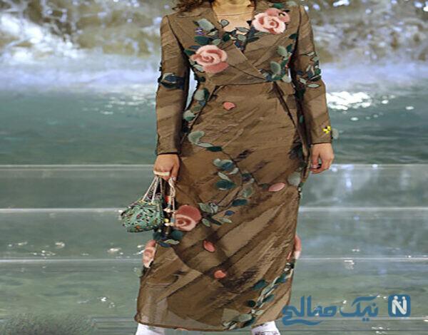 جذاب ترین لباس های پاییزه برند فندی