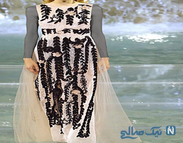 مدل لباس های پاییزه با برند فندی