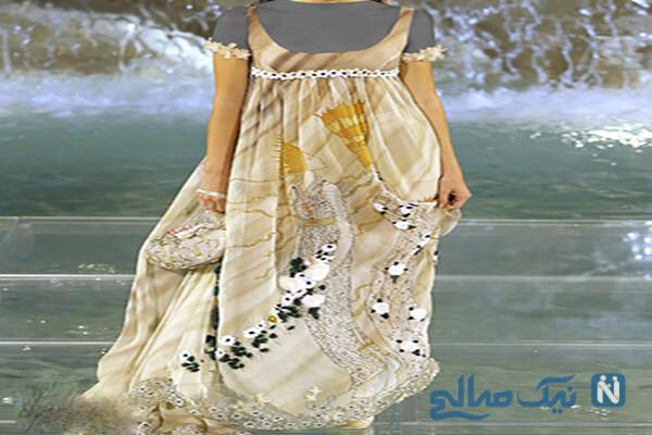 مدل های جذاب لباس های پاییزه برند فندی مخصوص خانم های خاص پوش