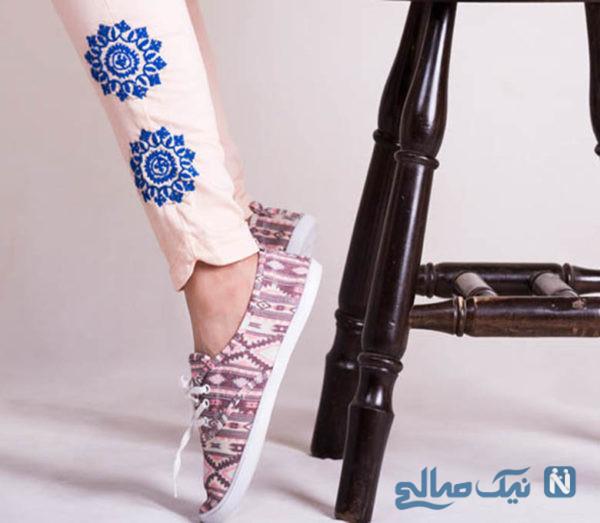 هنر سوزندوزی در بلوچستان