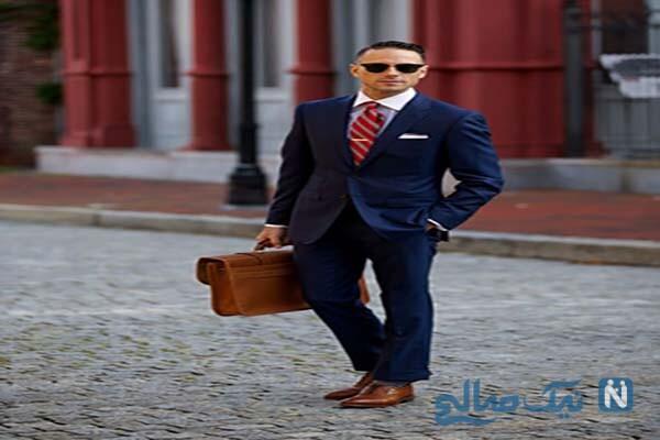 همیشه یک مرد شیک پوش و جذاب باشید / راهنمای شیک پوشی
