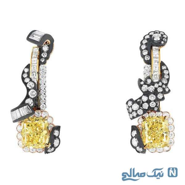 استفاده ار نقره در جواهرات برند معتبر فرانسوی دیور