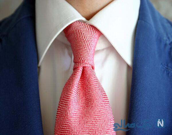 مدل های بستن کراوات