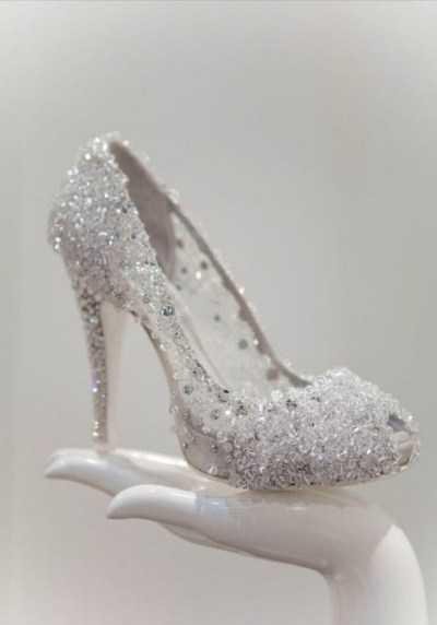 کفش عروس اروپایی