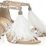 ایده های جدید و بسیار متفاوت برای کفش عروس اروپایی +تصاویر