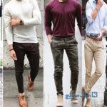 تیپ های شیک مردان به سبک ستاره های اروپایی/ جذاب و چشم گیر بپوشید