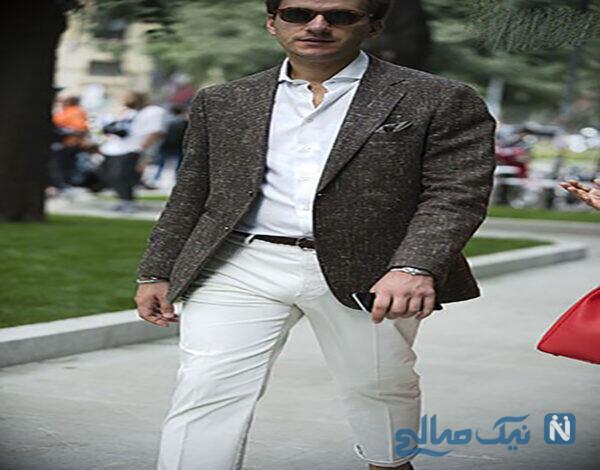 لباس خیابانی مردانه
