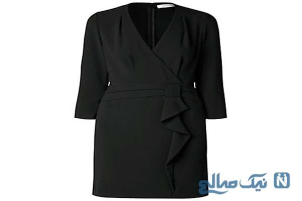 جدیدترین مدل لباس شیک مشکی برای محرم