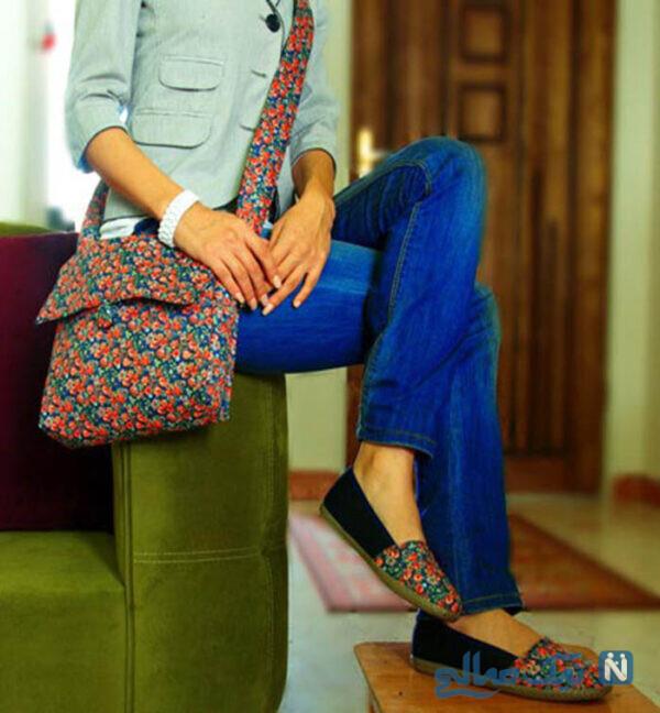 کفش و کیف دانشجویی