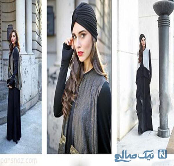 حجاب اسلامی در هفته مد نیویورک