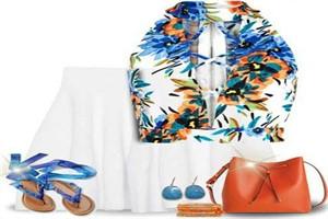 محبوب ترین و رایج ترین طرح ها و ست های لباس در تابستان +تصاویر