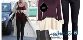 با این ستهای لباس زیبا در پاییز به سبک سلنا گومز شیک پوش و جذاب شوید