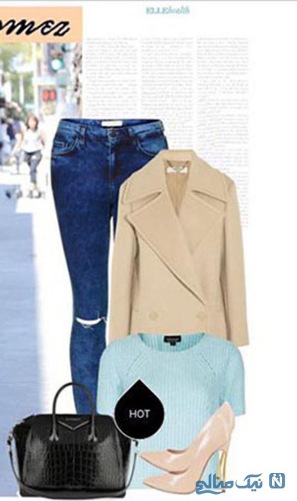مدل لباس پاییزی سلنا گومز
