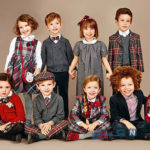 جدیدترین لباس های پاییزی بچه گانه +تصاویر
