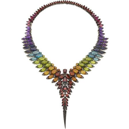 جواهرات رنگی