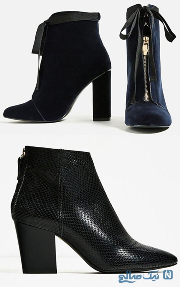 کفش های پاییزی زنانه