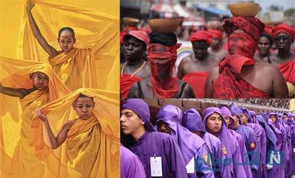 تفاوت لباس عزا در فرهنگهای مختلف