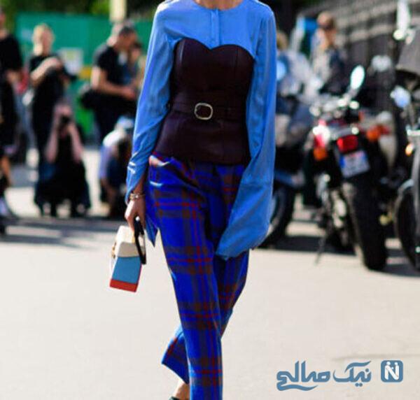 استایل زیبای زن پاریس