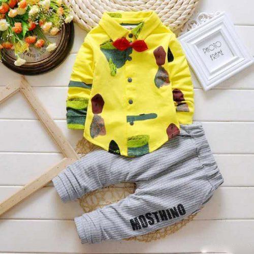 لباسهای بچه گانه پاییزه