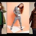 مدل بافت و کاپشن زمستانه برای دختر بچه های زیبا