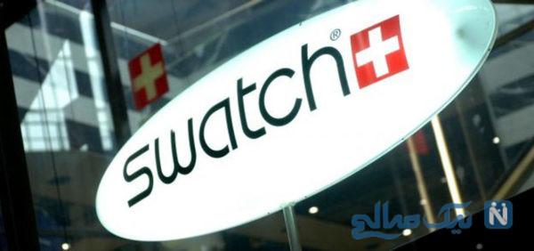 مدل ساعت مچی زنانه و مردانه برند Swatch ، ظریف و زیبا