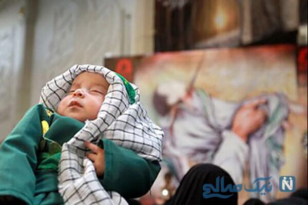 مدل لباس شیرخوارگان حسینی(سری دوم)