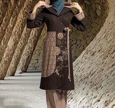 اصالت ایرانی در مانتو