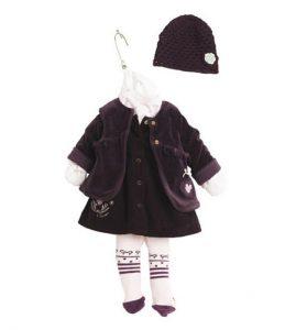 مدل لباس نوزادی برند ۳POMMES + تصاویر