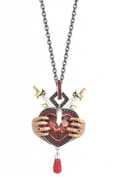 کلکسیون جواهرات هفت گناه کبیره + تصاویر
