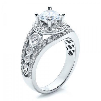 مدل انگشترهای گران قیمت و بسیار شیک + تصاویر