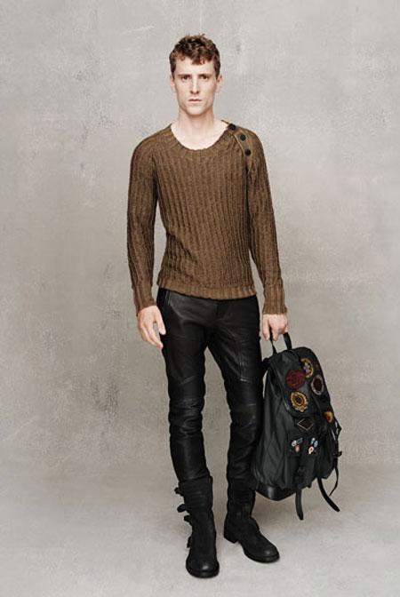 زیباترین مدل لباس زمستانی مردانه ۹۴ + تصاویر