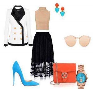 شیک ترین مدل ست لباس مجلسی بسیار جذاب / استایلی خیره کننده را برای خود انتخاب کنید+تصاویر