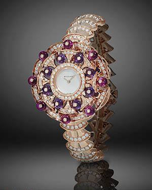 برند مشهور Bulgari ، کلکسیونی از زیباترین ساعتهای لوکس زنانه خود را ارائه کرد +تصاویر