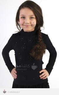 مدل بلوز آستین دار دخترانه +تصاویر