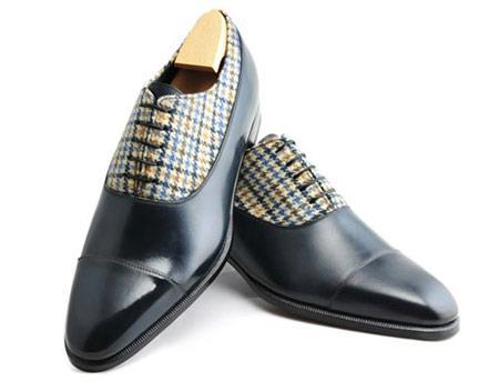 بهترین برندهای لوکس کفش مردانه در جهان ا+تصاویر