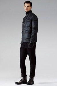 مدل های زیبای لباس زمستانی مردانه Peuterey 2015